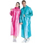 PVC Plastik - M052 Mantel Regenmantel Plastikregenmantel 3/4-Länge unisex