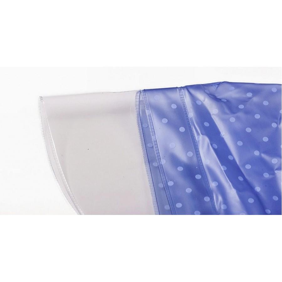 pvc plastik mantel regenmantel damen qa9015gh gelb transparent rote herzen muster. Black Bedroom Furniture Sets. Home Design Ideas
