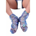 PUL PVC - Füsslinge Socken AB15 BABY BOOTIES