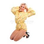 PUL PVC - Adult Baby Spielanzug-Overall Damen und Herren AB29 AB UNISEX PLAYSUIT