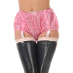 PUL PVC - Shorts PA07 LADIES CHEEKY KNICKERS