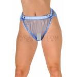 PUL PVC - Gummihose Schutzhose PA29 HIGH LEG POPPER PANTS