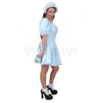 PUL PVC - Bo Peep-Kleid/Sissy-Kostüm Männer UN20 MENS BO PEEP DRESS