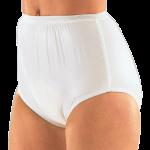 Suprima 1223 - PVC/PE - Gummihose Inkontinenzschutzhose Windelhose Schlupform weiß