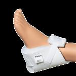 Suprima 6827 - Fersenschuh Fersenschoner mit Klettverschluss links und rechts
